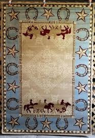 Western Style Area Rugs Western Area Rugs Hses Hseshoe Large Western Style Area Rugs