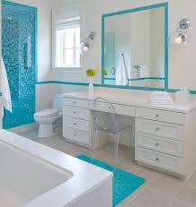 Blue And White Bathroom Accessories by Bed And Bath You Can Use Beach Themed Bathroom Decor The Earthy