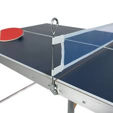table tennis dimensions inches amazon com sunnydaze 60 inch table tennis table sports outdoors