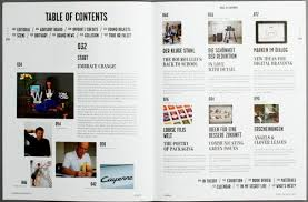 designing the perfect table of contents 50 examples to show you