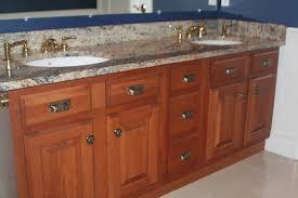 Cherry Vanity Custom Vanity Cabinets Woodcraft Industries