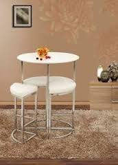round bar table and stools marco phillippe red round bar table with four matching stools smart