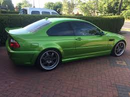 java green bmw d2nyg java green e46 m3 the m3cutters uk bmw m3 group forum