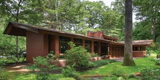 Frank Lloyd Wright Inspired Home Plans Frank Lloyd Wright Houses Homes U0026 Famous Buildings