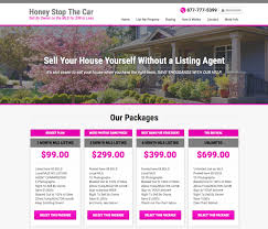 fsbo website design best fsbo website templates turnkey