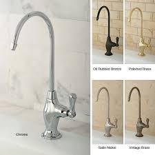 Oil Rubbed Bronze Drinking Water Faucet Water Filter For Kitchen Faucet Drinking Water Filtration System