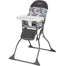 Evenflo Fold High Chair by Portable Baby High Chair Infant Feeding Toddler Folding Seat