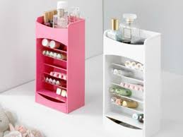 cosmake lipstick u0026 nail polish organizer online shopping in dubai