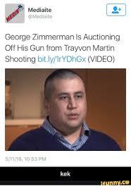Zimmerman Memes - 25 best memes about treyvon martin pictures treyvon martin