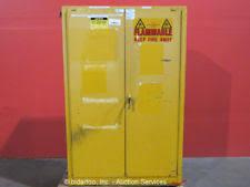 Justrite Flammable Liquid Storage Cabinet Fire Cabinet Justrite Liquid Flammable Safety Storage 45 Gallon