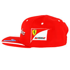 ferrari hat ferrari f1 racing replica sf puma kimi raikkonen 7 cap red
