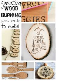 wood for wood burning diy inspiration for wood burning tool and giveaway wood burning