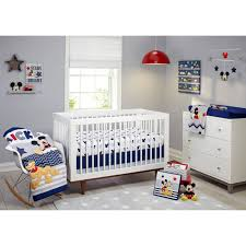 mickey mouse crib bedding ebay