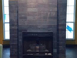 black slate tile fireplace images u2013 home furniture ideas