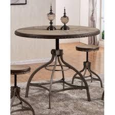 adjustable pub tables u0026 bistro sets you u0027ll love wayfair