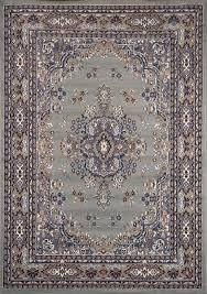 Silver Area Rug Traditional Persian Silver Area Rug Border Oriental Multi Color