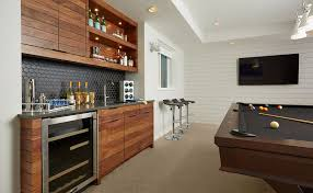 bar ideas clever basement bar ideas making your basement bar shine
