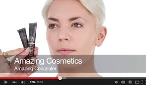 videos amazingcosmetics