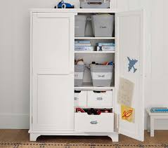armoire for kids toy armoire pottery barn kids