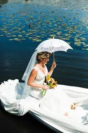 wedding on a boat grand entrance ideas for an outdoor wedding weddings illustrated