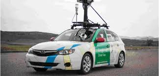 google images car google street view car used to spot quantify methane leaks