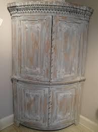 swedish corner cupboard marston luce antiques