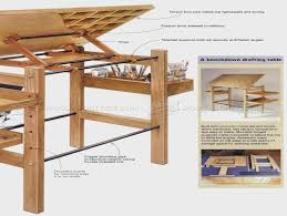 How To Build Drafting Table Tymkrs Diy Drafting Table How To Build A Drafting