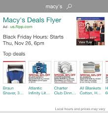 black friday for home depot bing featuring black friday flyer ads on some retailer brand terms