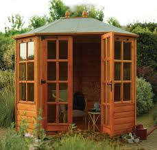 ryton octagonal summerhouse 8x6