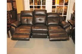 Top Grain Leather Reclining Sofa Reclining Leather Sofa And Loveseat Set Poer Bron Verona Top Grain