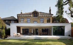 contemporary house extensions architecture with a capital a