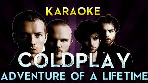 download mp3 coldplay adventure of a lifetime coldplay adventure of a lifetime karaoke instrumental lyrics