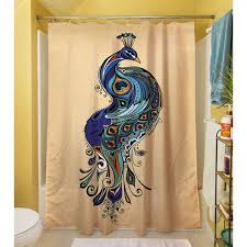 Overstock Shower Curtains 59 Best Peacock Shower Curtains Birds Images On Pinterest