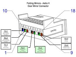 hi all power folding mirror issue archive astra owners