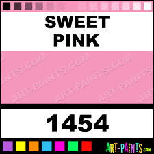 sweet pink glossy acrylic paints 1454 sweet pink paint sweet