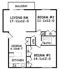 mother daughter home floor plans home plan