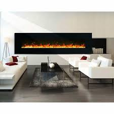 Electric Wall Mounted Fireplace Electric Fireplaces Costco