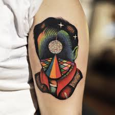 young artist u0027s gorgeous tattoos will catch your eye with their