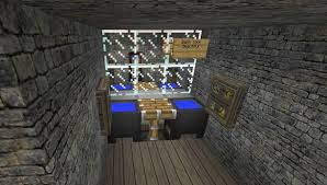 Kitchen Ideas For Minecraft Bathroom Designs Minecraft Interior Design