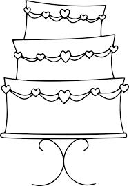 wedding cake drawing anemone sketch sketches sketch wedding cake drawing