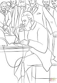 alexander graham bell coloring page free printable coloring pages