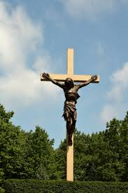 the national shrine of cross in the woods the on the cross