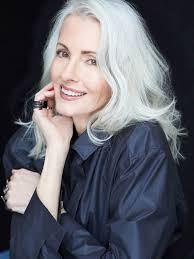 highlights for white hair on older women pin by kat li on grey hairs pinterest gray hair gray and