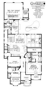 villa house plans floor plans ivydale house plan estate size house plans