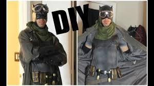 halloween batman costumes diy knightmare batman cosplay halloween costume youtube