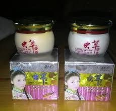 Serum Yu Chun toko kosmetik herbal original jual krim yu chun mei cordyseps gano