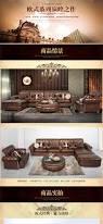Classic Leather Sofa by China Furniture Sofa Luxury Livingroom Furniture Classic Leather