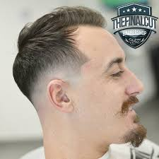 Types Of Fade Haircuts For Black Men 50 Classy Haircuts And Hairstyles For Balding Men