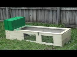 How To Build A Rabbit Hutch And Run Cheap D I Y Rabbit Guinea Pig Hutch Run Youtube