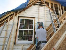 house framing cost air sealing a drafty house hgtv